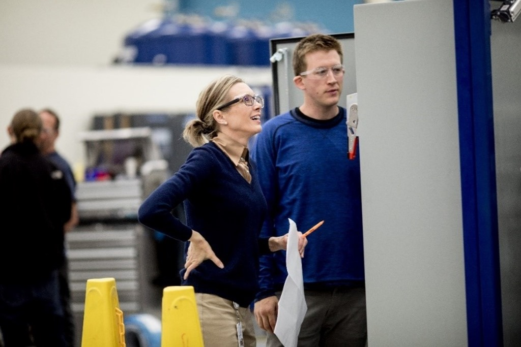 Manufacturers start by connecting equipment to the cloud.