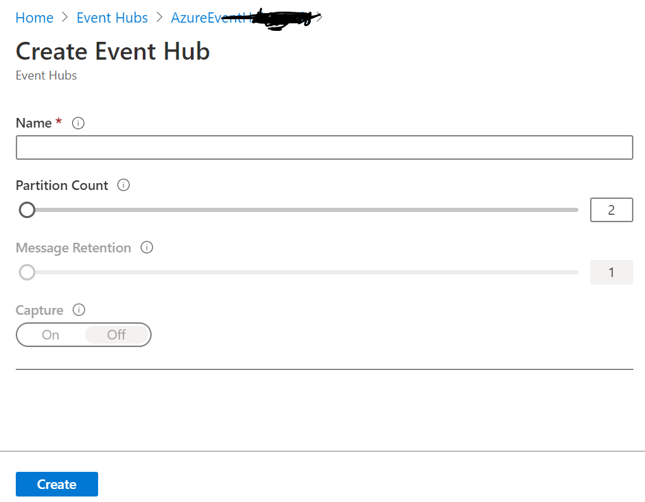 Azure Event Hub Implementation Using .Net Core Console App