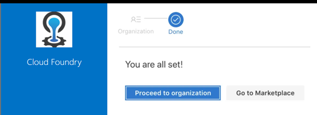 Set Up Continuous Deployment Pipeline For Cloud Foundry Application Using Azure Devops
