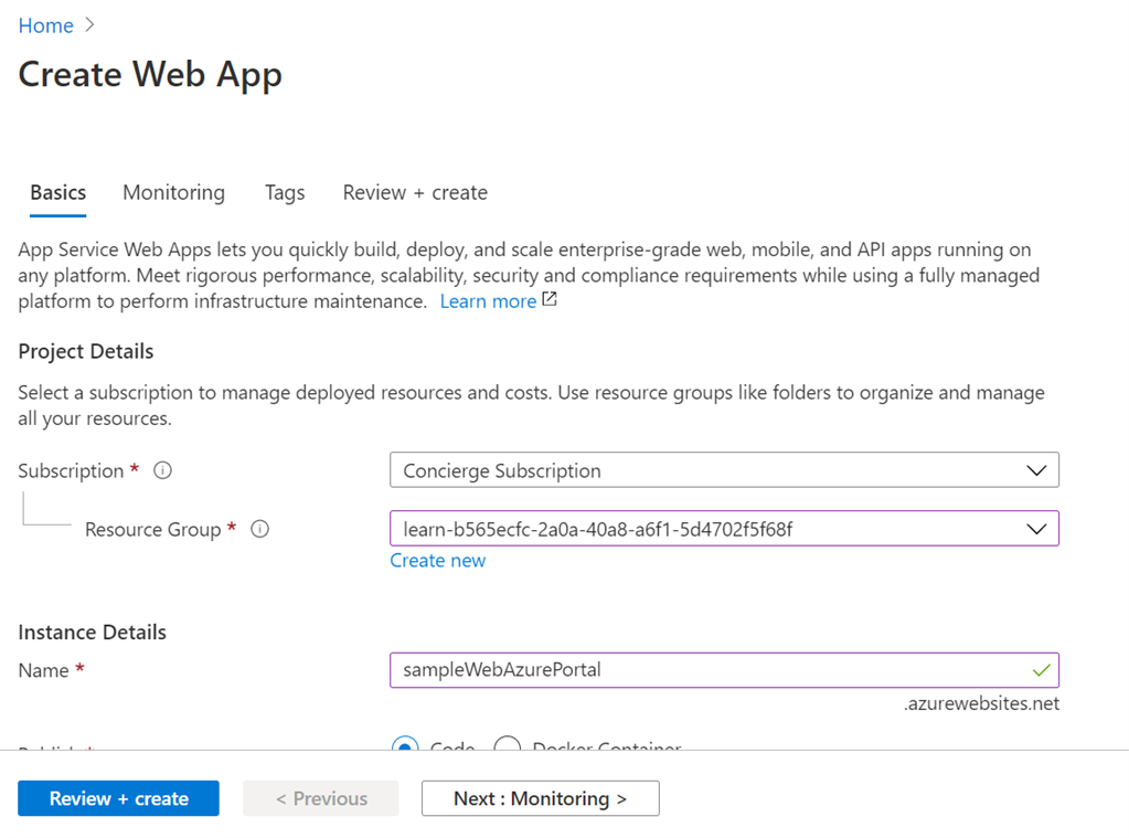 Road To AZ-204 - Creating Azure App Service Web Apps
