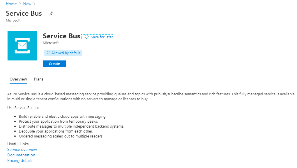 Getting Started With Azure Service Bus Queues And ASP.NET Core