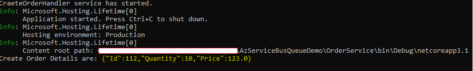 Getting Started With Azure Service Bus Queues And ASP.NET Core Background Services