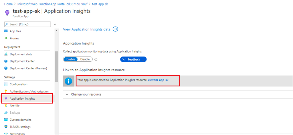 How To Integrate Application Insights Into Azure Functions